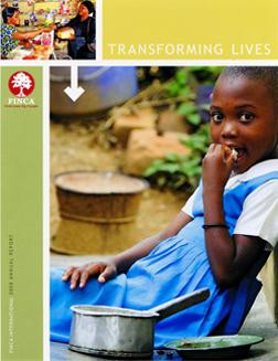 FINCA 2008 Annual Report