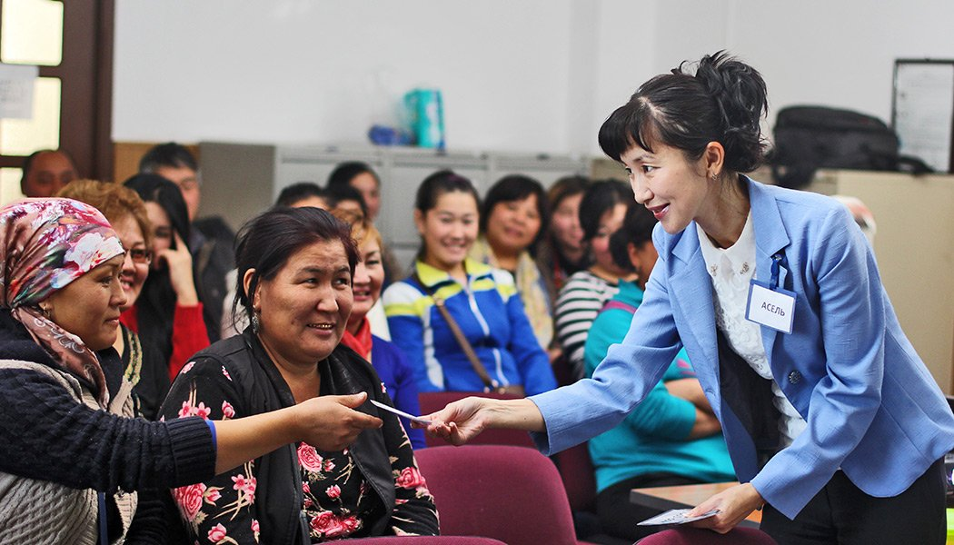 Financial literacy initiatives at FINCA Kyrgyzstan