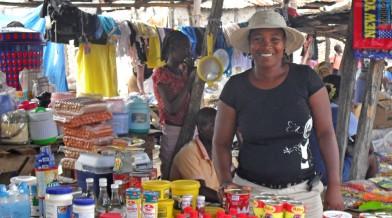 Margarette Nivose FINCA Haiti client