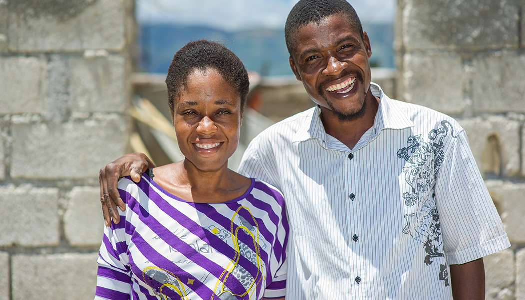 New livelihood for Haiti couple