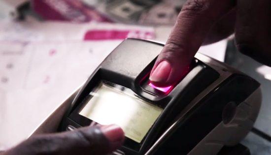 Biometric-thumb