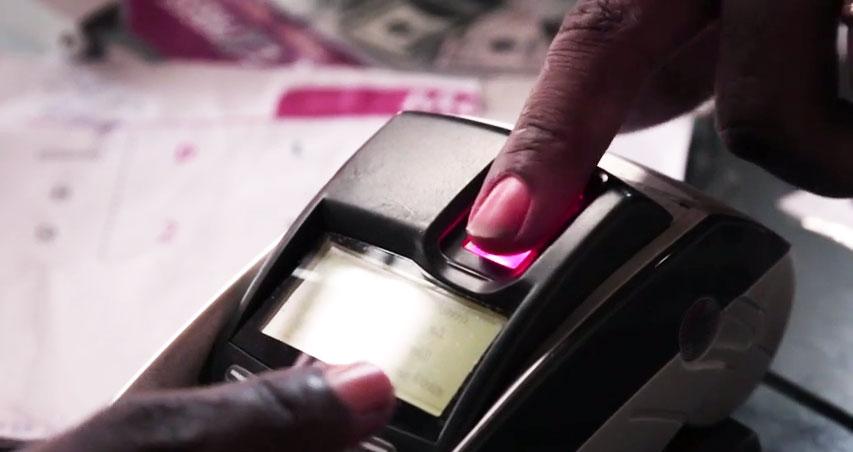 Biometric fingerprint device
