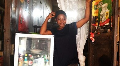 Eucharia Nwanguma, FINCA Nigeria client