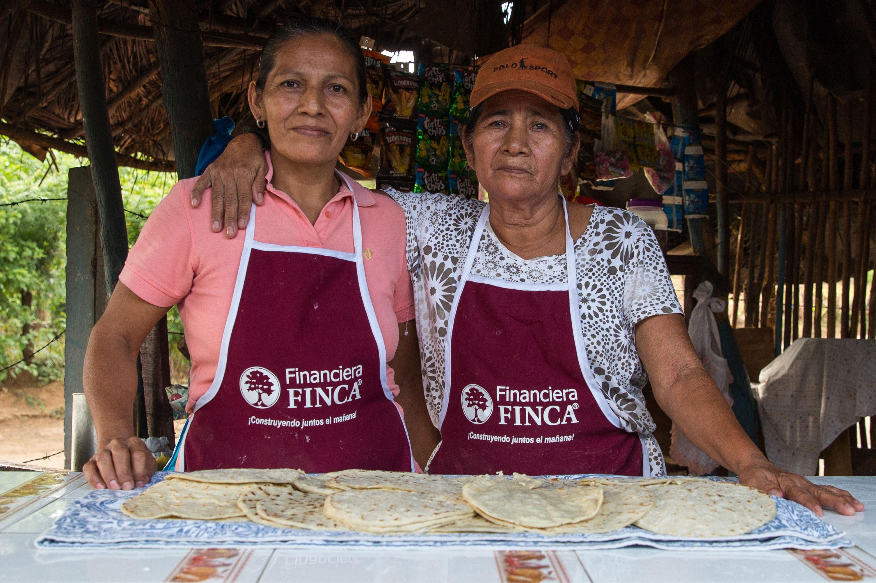 FINCA Nicaragua Clients