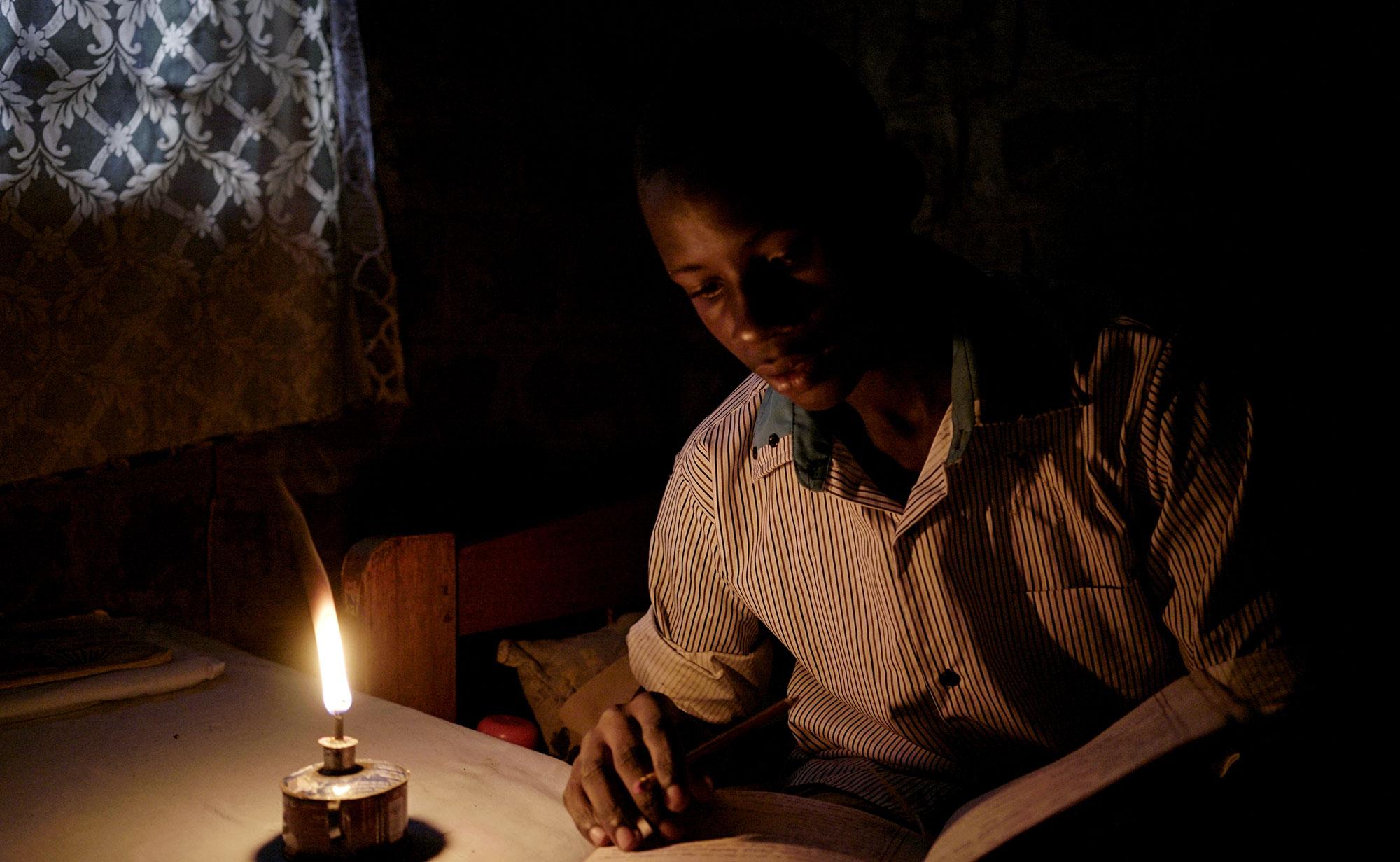 kerosene lamp challenge