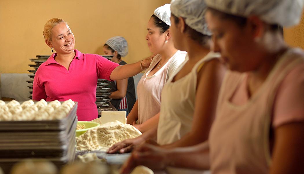 Bakery Client transforming communities