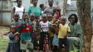 Martha Ngwinda FINCA Malawi client