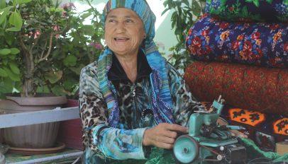 Mahkputza FINCA Kyrgyzstan client