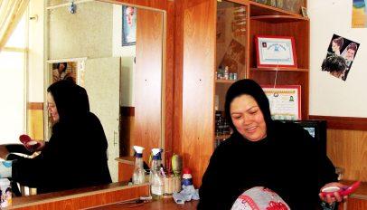 Noor Zia FINCA Afghanistan client