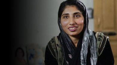 Sultana Bibi, FINCA client in Pakistan